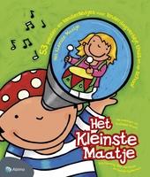 Het kleinste maatje : 53 peuter- en kleuterliedjes voor kinderdagverblijf, thuis en op school