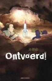 Ontvoerd! : een nieuw avontuur van Frank Vervoort