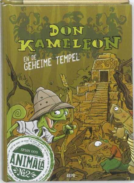 Don Kameleon en de geheime tempel