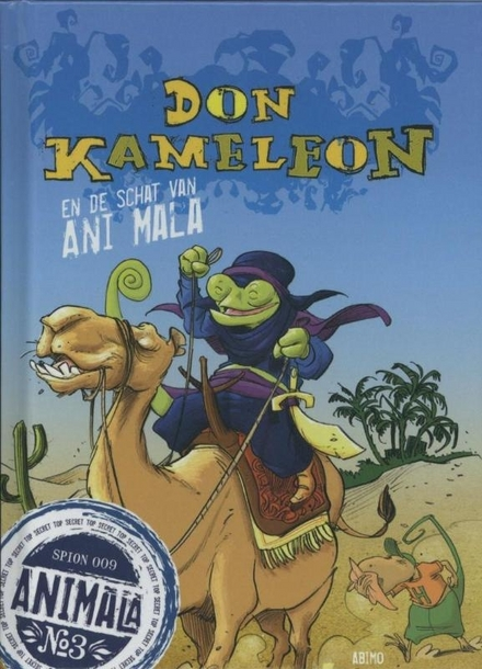 Don Kameleon en de schat van Ani Mala