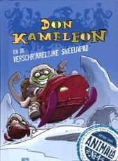 Don Kameleon en de verschrikkelijke sneeuwpad