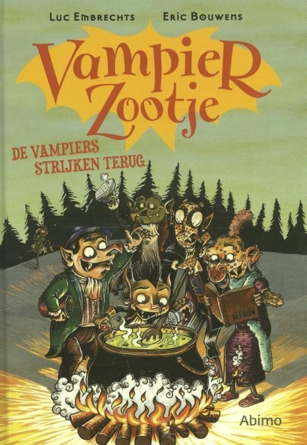 De vampiers strijken terug