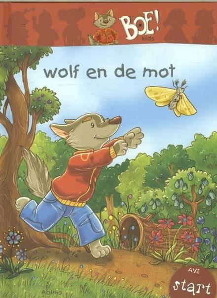 Wolf en de mot