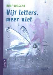 Vijf letters, meer niet