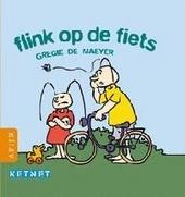 Flink op de fiets