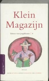 Klein magazijn : teksten voor jeugdtheater. 4