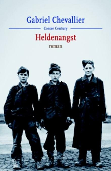 Heldenangst : roman
