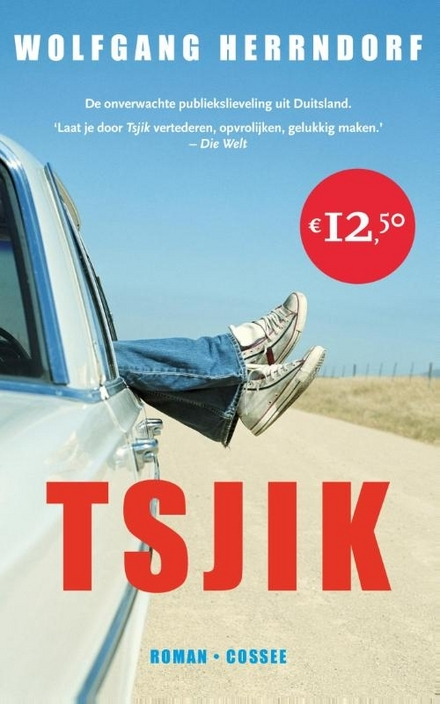 Tsjik : roman - Een wervelend avontuur