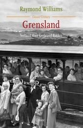 Grensland : roman