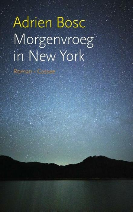 Morgenvroeg in New York : roman