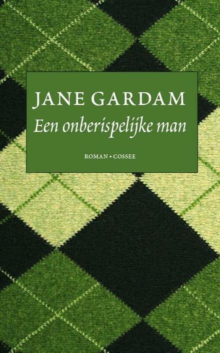 Een onberispelijke man : roman