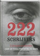 222 schrijvers : literaire portretten