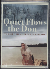 Quiet flows the Don : Tikhiy Don