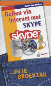 Bellen via internet met Skype in je broekzak
