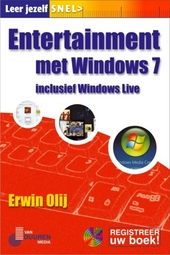 Entertainment voor Windows 7 : inclusief Windows Live