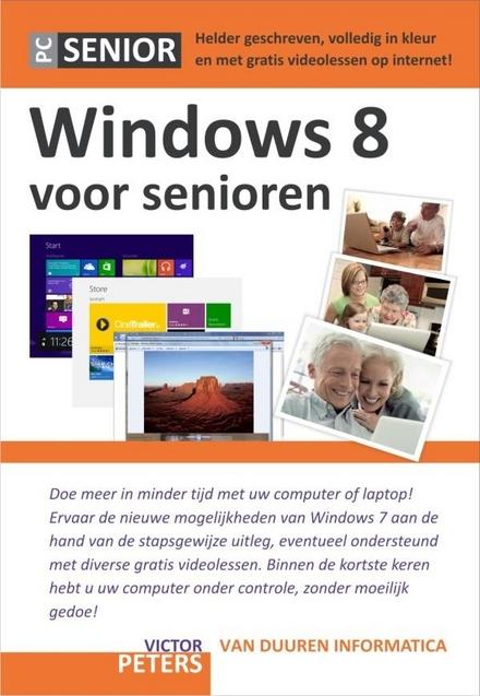 Windows 8 voor senioren