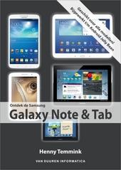Ontdek de Galaxy Note & Tab