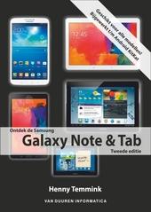 Ontdek de Samsung Galaxy Note & Tab