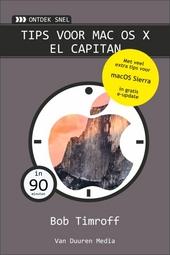 Tips voor Mac OS X El Capitan