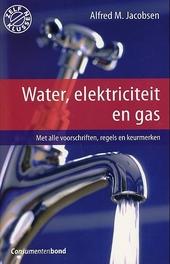 Water, elektriciteit en gas