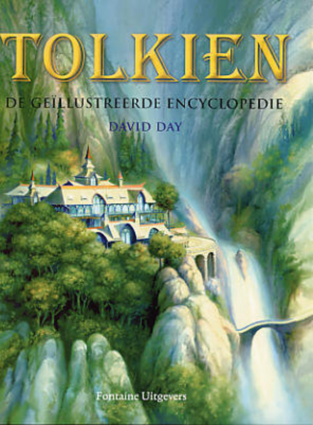 Tolkien : de geïllustreerde encyclopedie