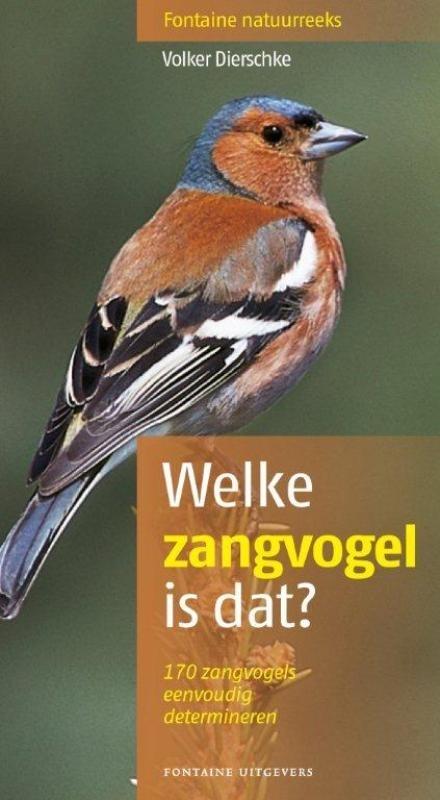 Welke zangvogel is dat?