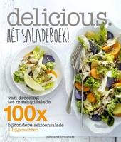 Hét saladeboek! : van dressing tot maaltijdsalade : 100 x salade van het seizoen + bijgerechten