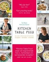 Kitchen table food : aan tafel in Washington DC & Berlijn : recepten, verhalen, vrienden