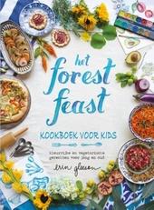 Het Forest feast kookboek voor kids : kleurrijke en vegetarische gerechten voor jong en oud