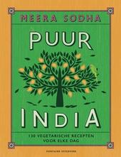 Puur India : 130 vegetarische recepten voor elke dag