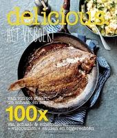 Hét visboek! : van vin tot staart, uit schaal en schelp : 100 x vis, schaal- & schelpdieren + visbouillon + sauzen...