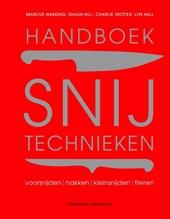 Handboek snijtechnieken : voorsnijden, hakken, kleinsnijden, fileren