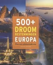 500+ droombestemmingen Europa : plan een schitterende reis