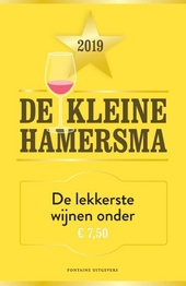 De kleine Hamersma 2019 : de lekkerste wijnen onder € 7,50