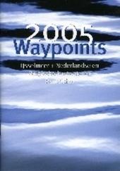 Waypoints van het IJsselmeer en de Nederlandse en Belgische kustwateren