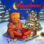 De kleine Maanbeer viert kerstfeest
