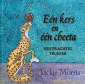 Eén kers en één cheeta : een prachtig telboek