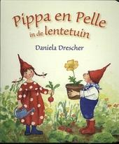 Pippa en Pelle in de lentetuin