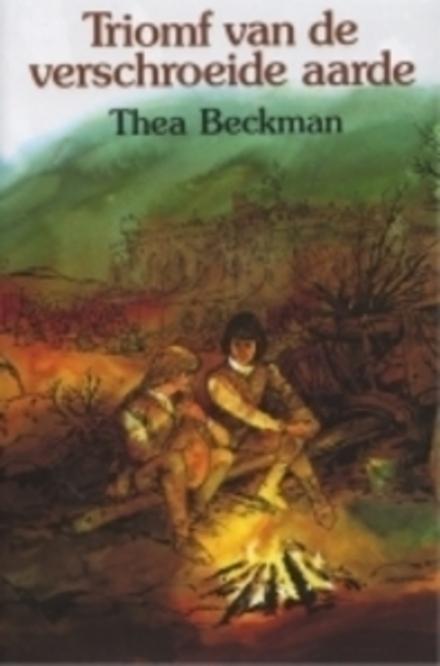 Triomf van de verschroeide aarde : roman over de Honderdjarige Oorlog
