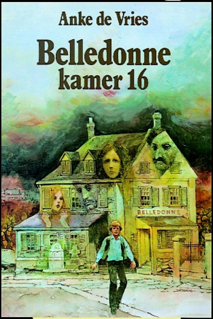 Belledonne kamer 16 : een dagboek uit het verzet
