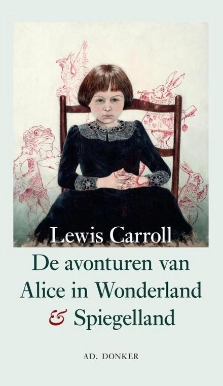 De avonturen van Alice in wonderland & Spiegelland