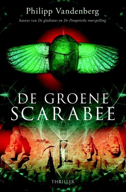 De groene scarabee