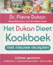 Het Dukan dieet kookboek : culinair genieten! : weekmenu's, inspirerende gerechten, tips en uitleg
