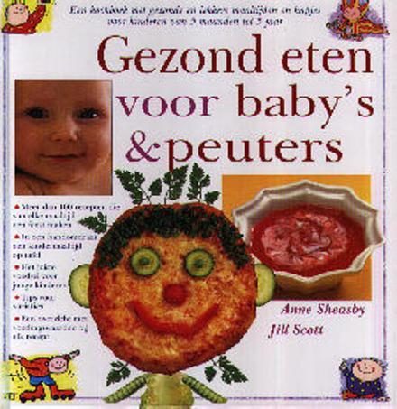 Gezond eten voor baby's en peuters