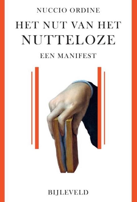 Het nut van het nutteloze : een manifest over kennis, kunst en cultuur