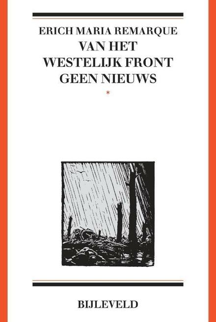 Van het westelijk front geen nieuws