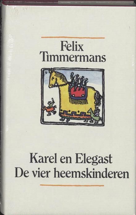Karel en Elegast ; Vier heemskinderen
