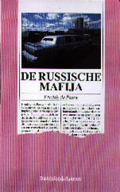 De Russische mafija