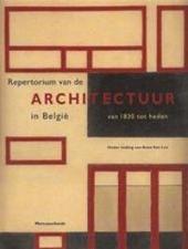 Repertorium van de architectuur in België van 1830 tot heden