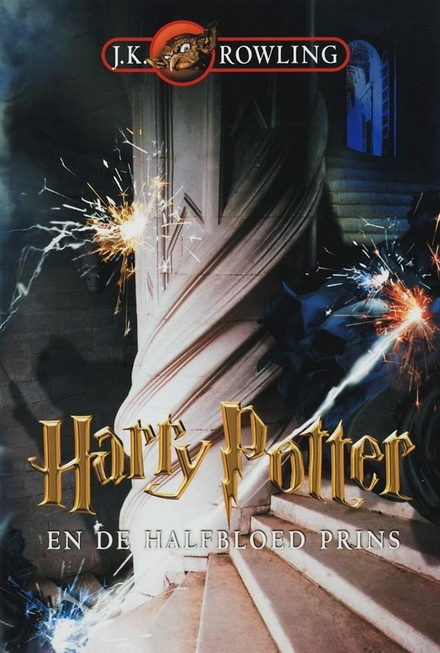 Harry Potter en de halfbloed prins
